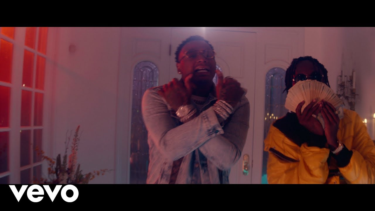 K Camp ft. Moneybagg Yo | Racks Like This [Video]