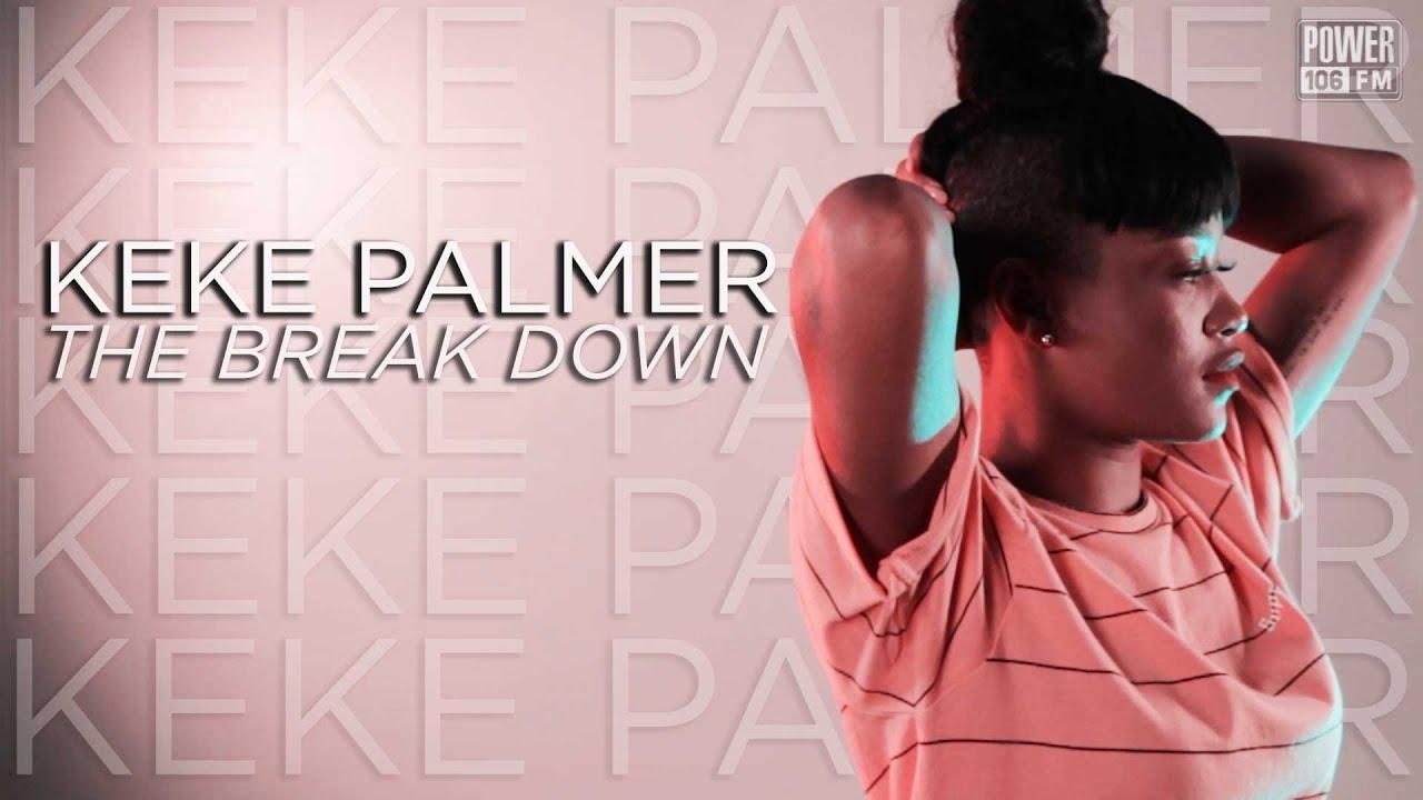 Keke Palmer Performs 'I Forgot' Live In-Studio [Video]