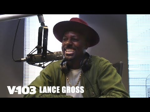 "Lance Gross Talks New Movie ""When Love Kills"""