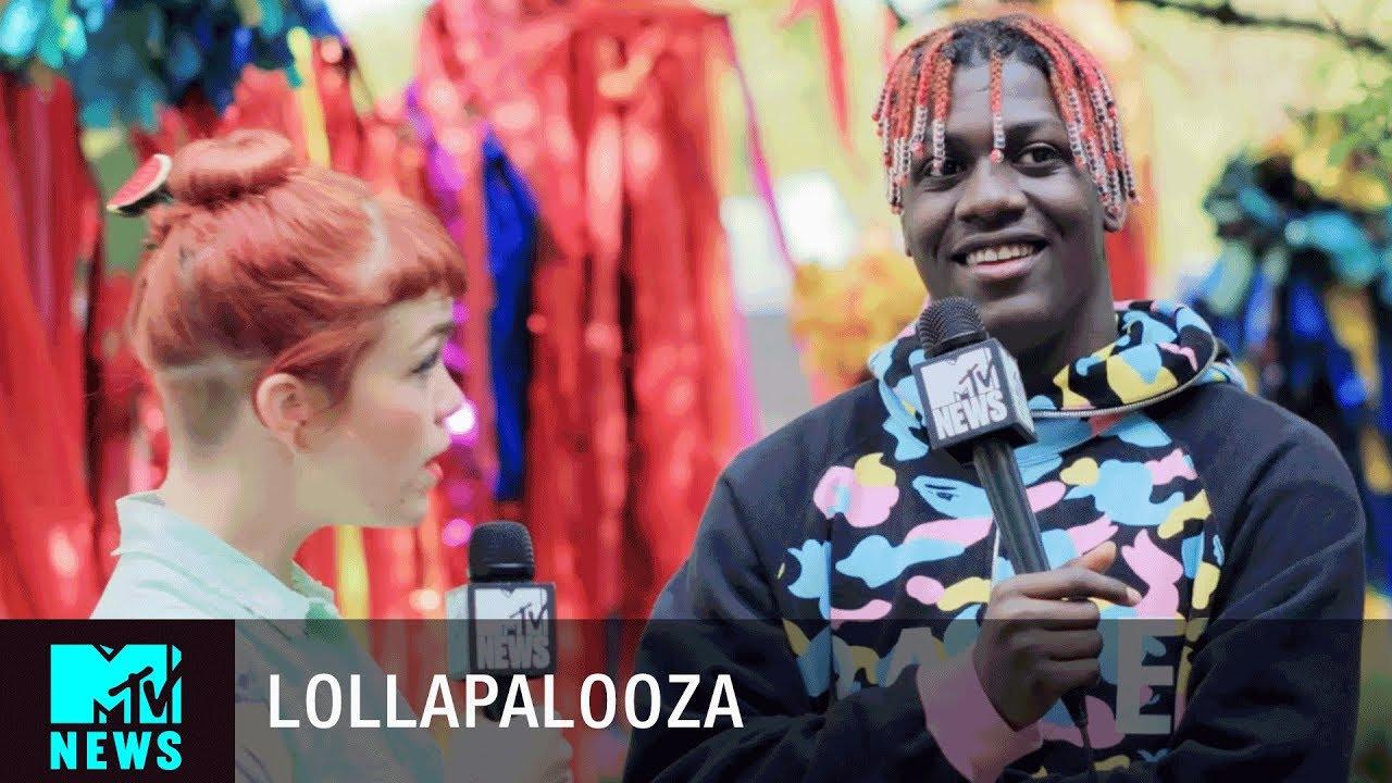 Lil Yachty Talks Kendrick Lamar, VMA Nominations at Lollapalooza 2017