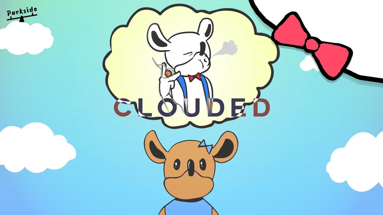 """⛅🐭 Martin floats through the sky in new single """"Clouded"""""""