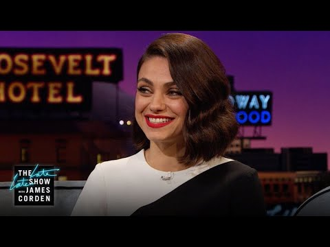 Mila Kunis Bailed on World Series Game 7 [Interview]