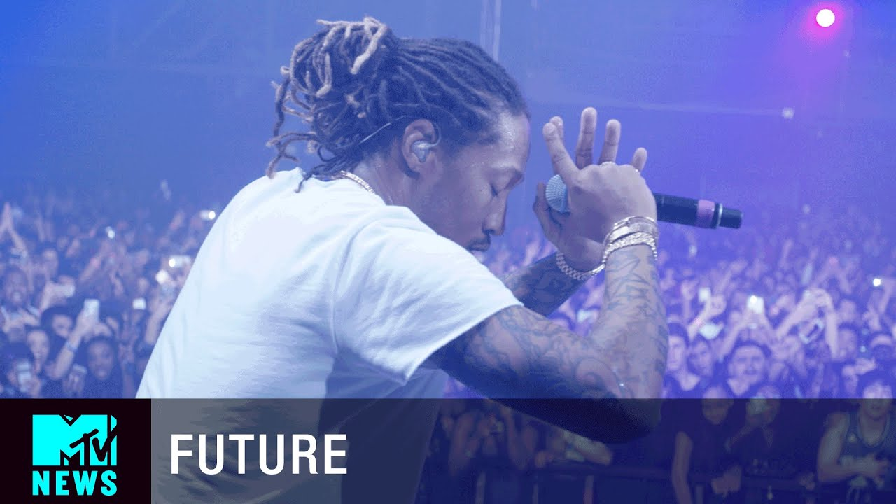 MTV News Cover Story: Future's Reign [Interview]