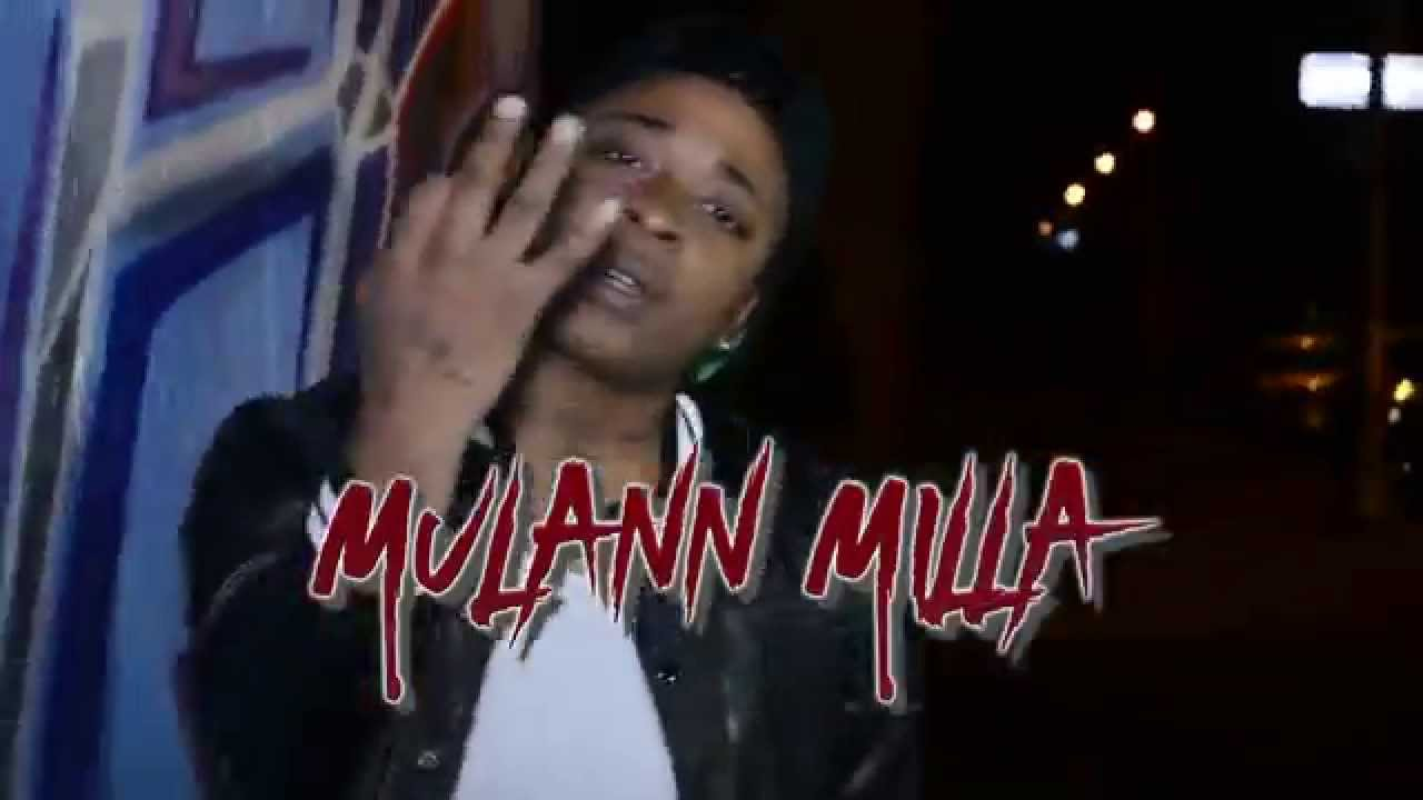 """Mulann Milla - """"Back 2 Back"""" Freestyle (Young MA Diss) [Video]"""