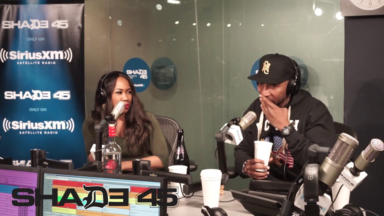 """Mysonne talks """"Definition of a G pt.3"""", Troy Ave Beef with Dj Kayslay on Shade45 [Interview]"""