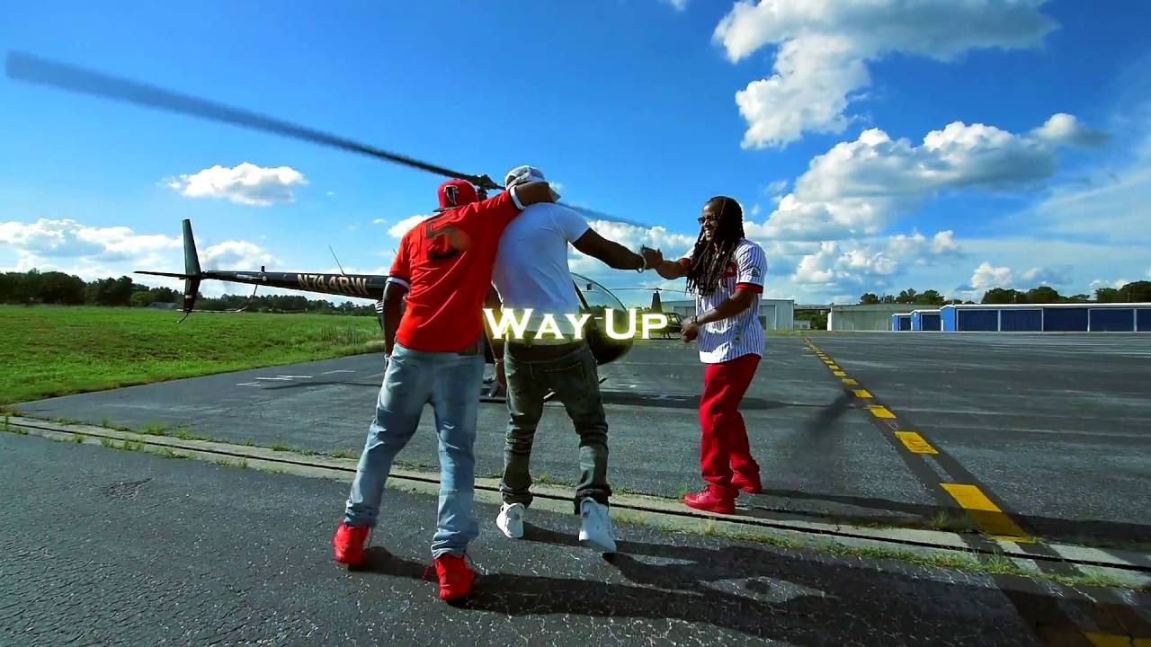 New Video: AIE (@we_r_aie) - 'Way Up'