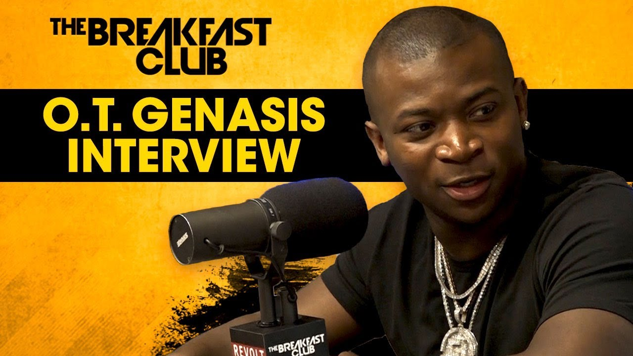 O.T. Genasis Talks About His Son's Autism on The Breakfast Club
