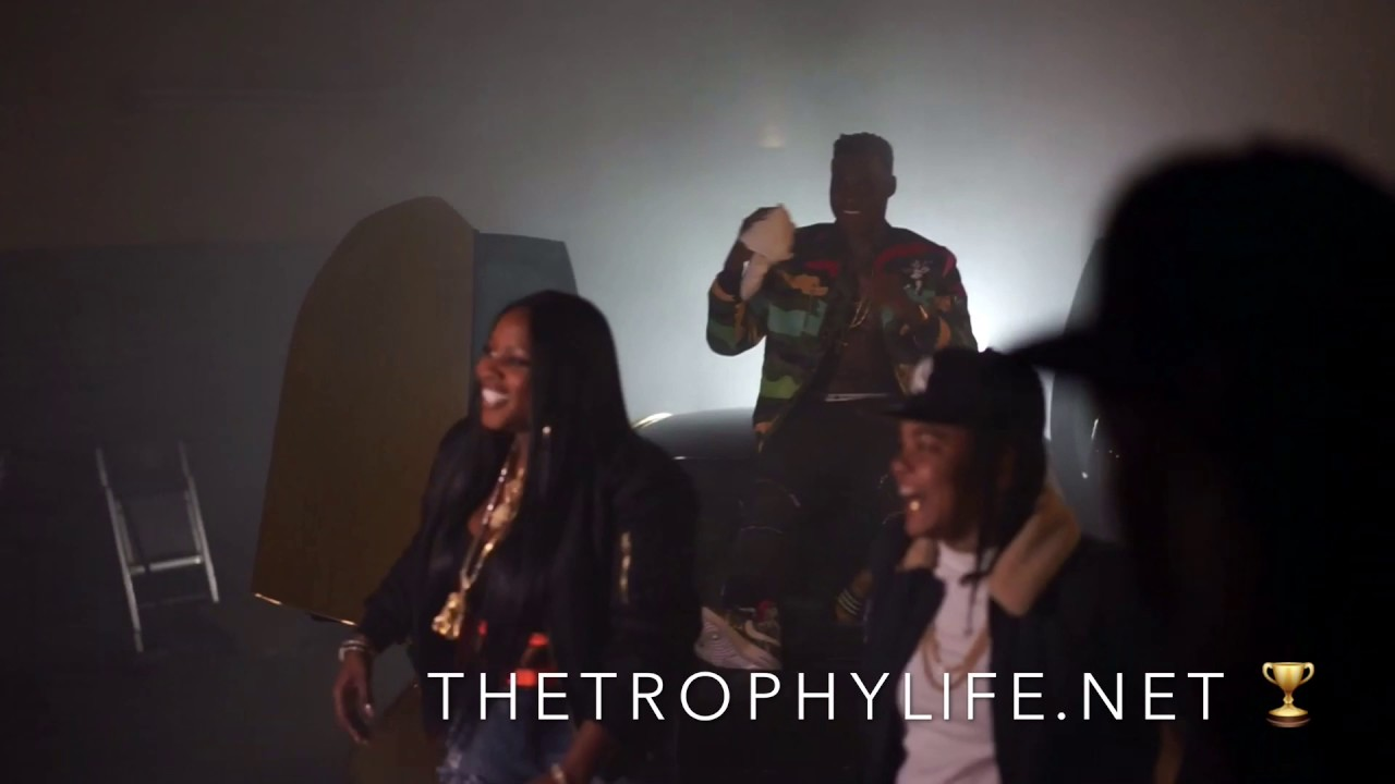 "Phresher, Remy Ma, Young M.A., & Casanova - ""Wait A Minute"" (Remix) Bts Footage [Video]"