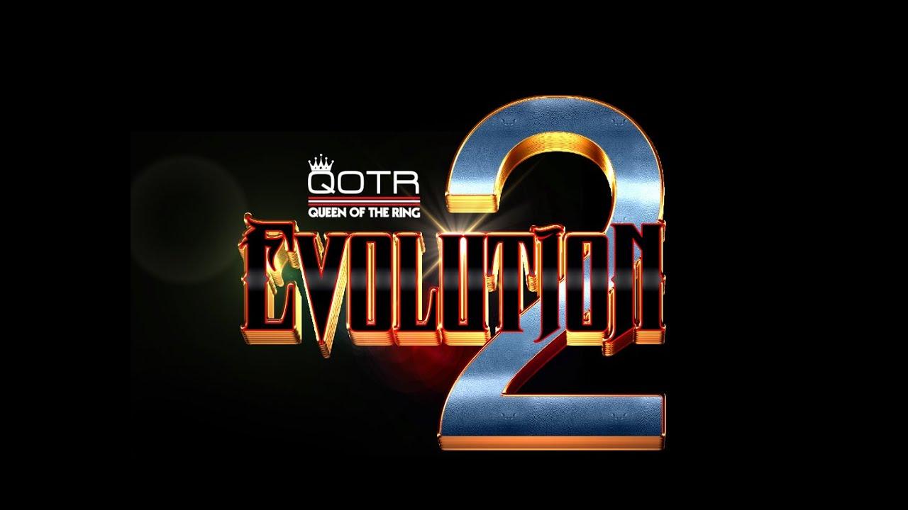 "QUEEN OF THE RING - ""EVOLUTION 2"" (Rookies vs Vets) (TRAILER) #EVO2 #QOTR [Video]"