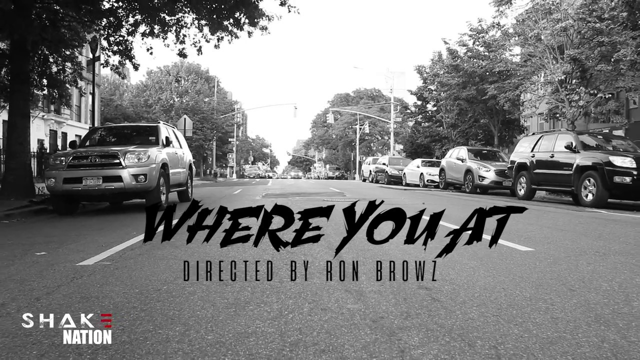 """Ron Browz - """"Where You At"""" PART 1 [Video]"""