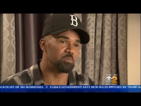 """Shemar Moore Talks New Show """"SWAT"""" on CBS [Interview]"""