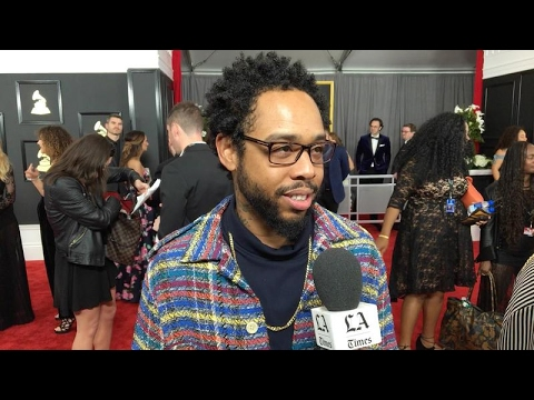 Terrace Martin on the GRAMMYs 'I'm glad I made it into the playoffs,' [Interview]