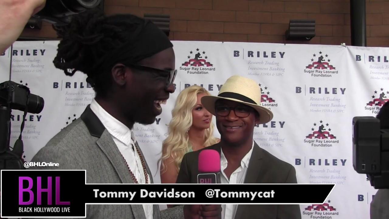 Tommy Davidson Talks Colin Kaepernick & Lavar Ball