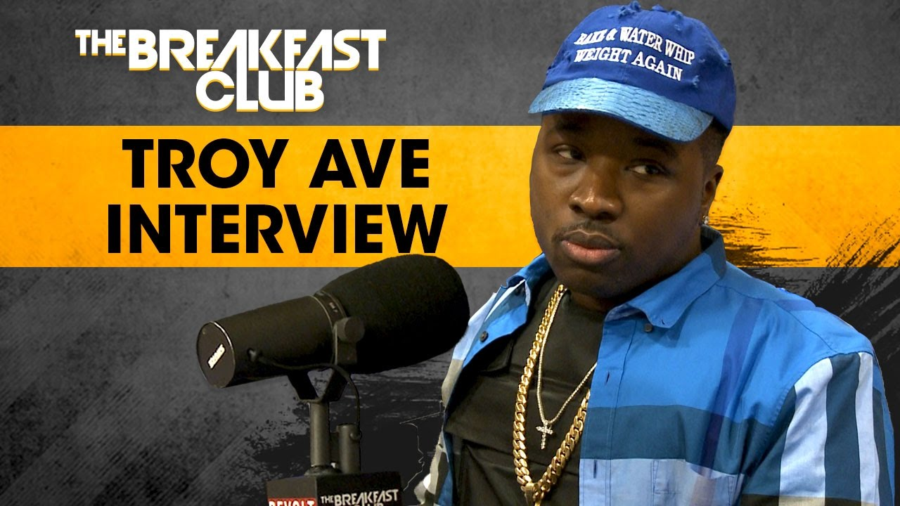 Troy Ave On the Irving Plaza Tragic Events, Attempts On His Life on The Breakfast Club [Interview]