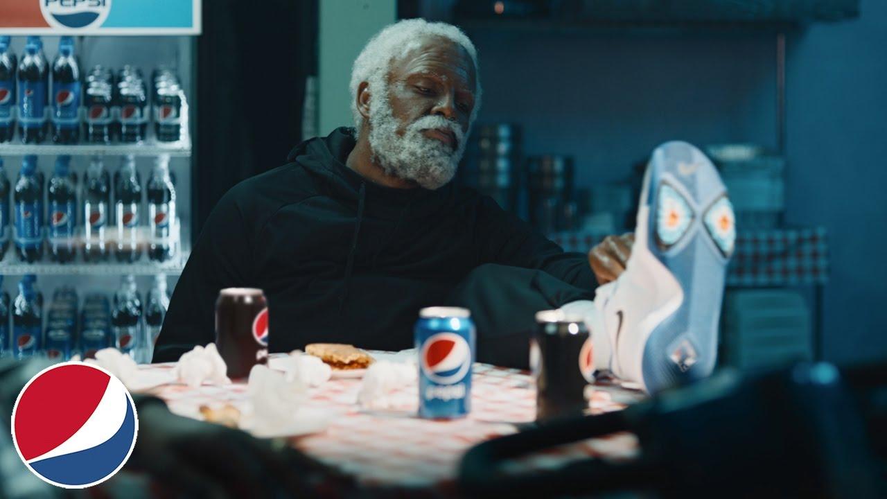 """Uncle Drew - """"Shoes"""" Pepsi Commercial [Video]"""