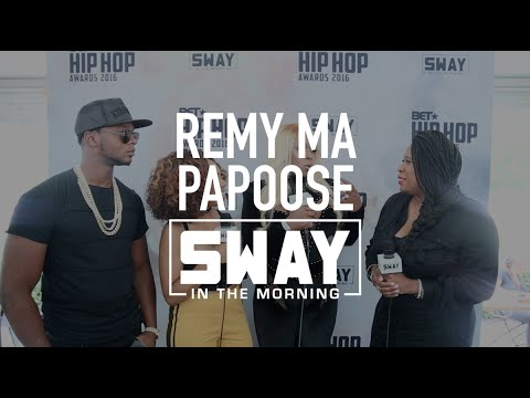 Video: Remy Ma and Papoose Talk Loyalty