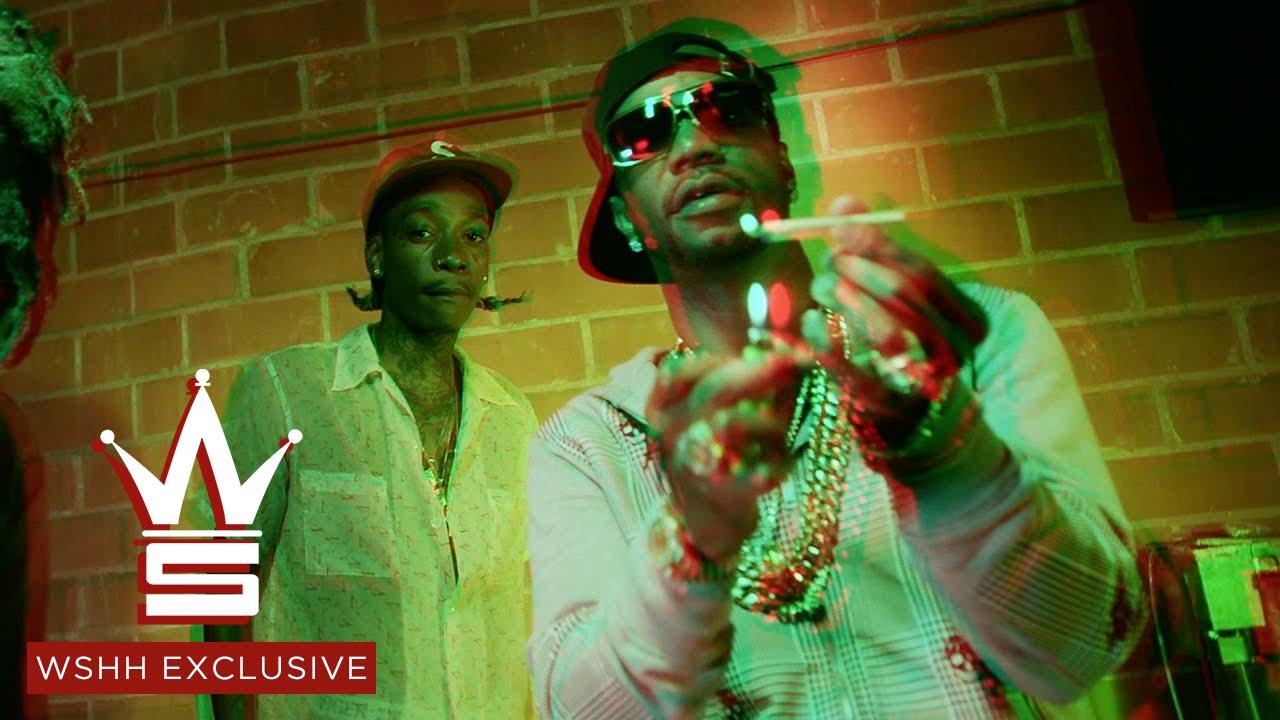 "Wiz Khalifa, Juicy J & TM88 - ""Green Suicide"" [Music Video]"