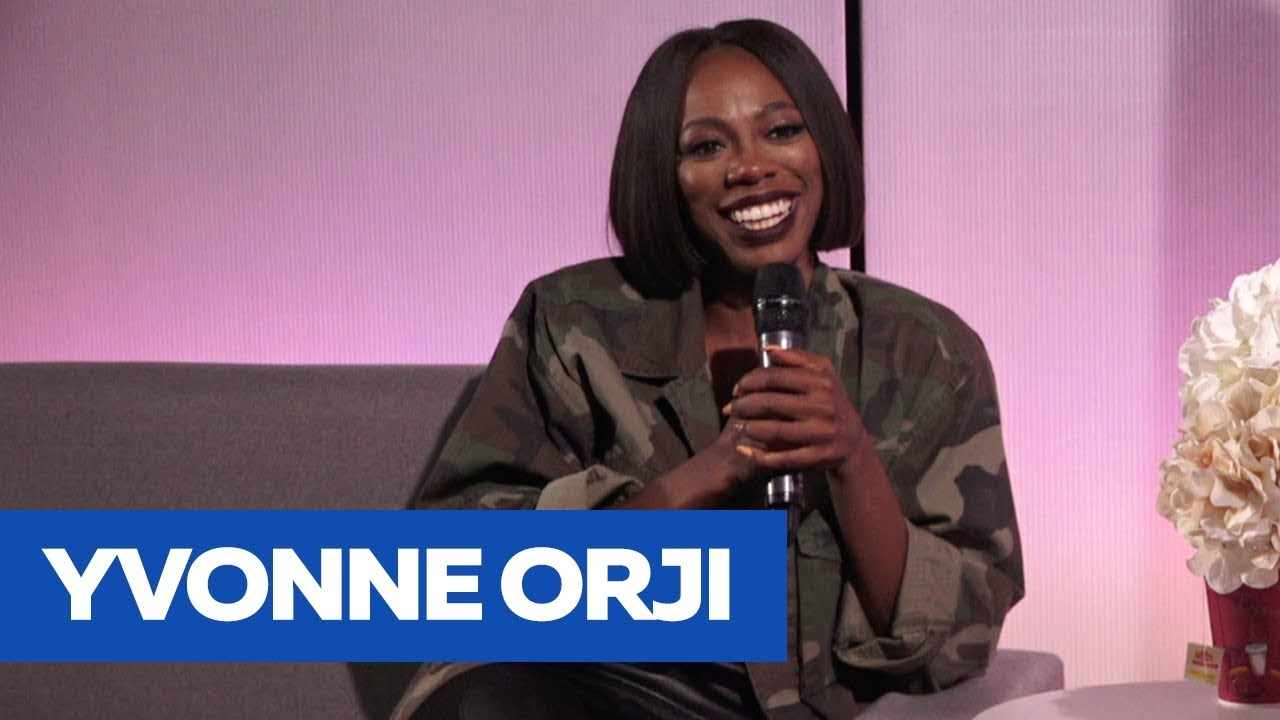 """Yvonne Orji Talks About Her Love for DMX, The Show """"Insecure"""", Issa Rae"""