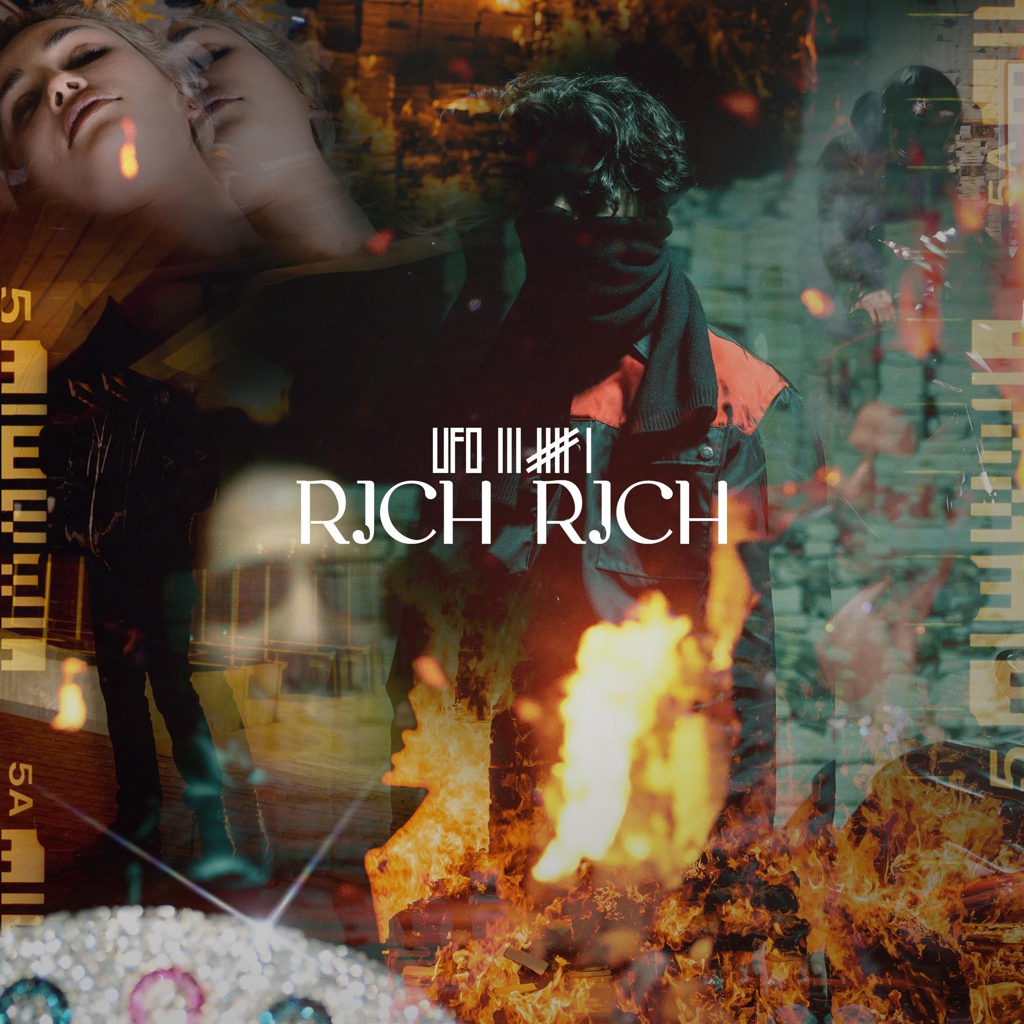 Ufo361 - Rich Rich
