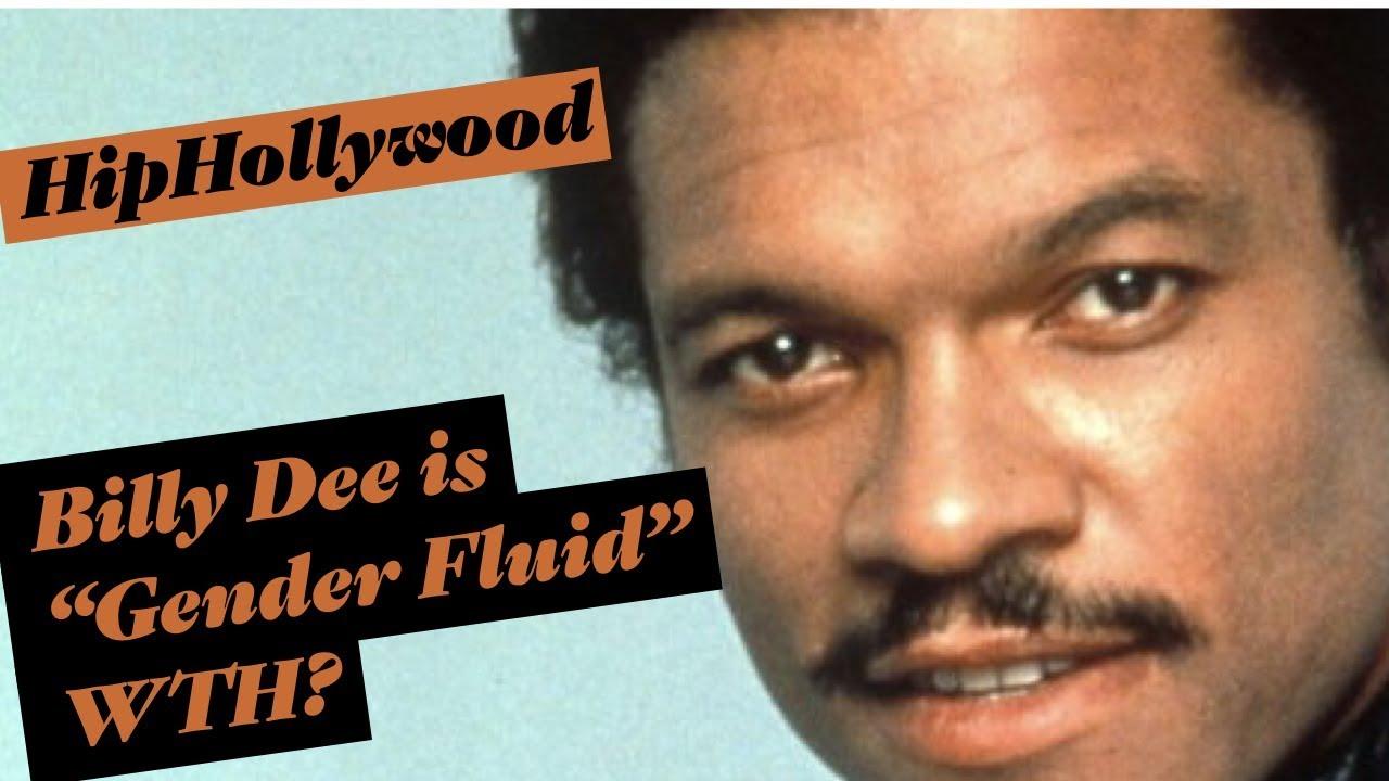 Billy Dee Williams Is ... Gender Fluid?
