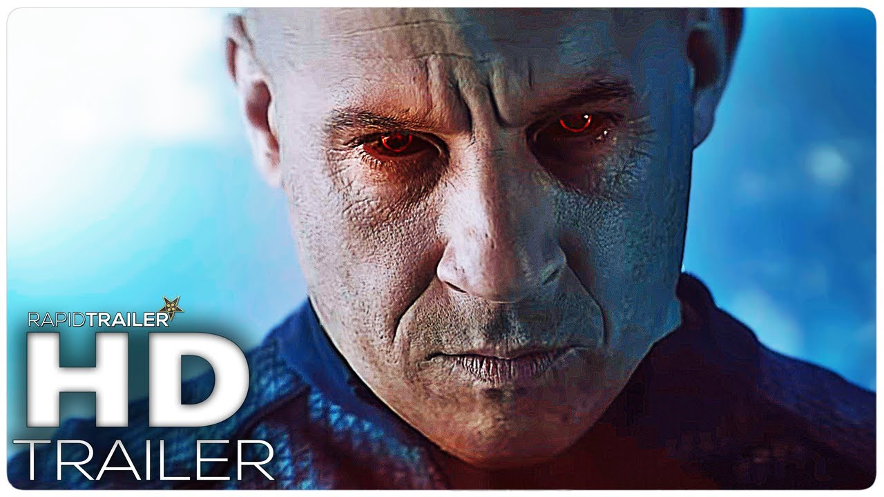 BLOODSHOT Official Trailer #2 (2020) Vin Diesel, Superhero Movie HD