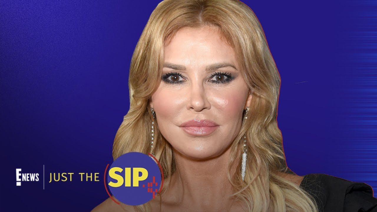"""Brandi Glanville on Real """"RHOBH"""" Drama & Dating Women   Just The Sip   E! News"""