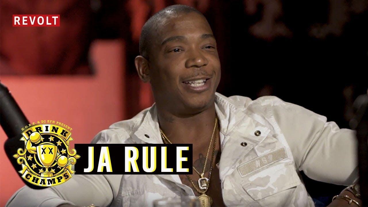 Ja Rule | Drink Champs (Full Episode)