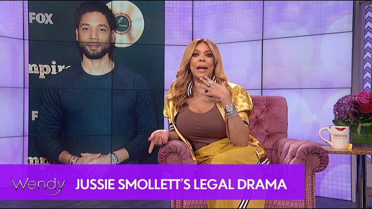Jussie Smollett In Legal Trouble...Again!