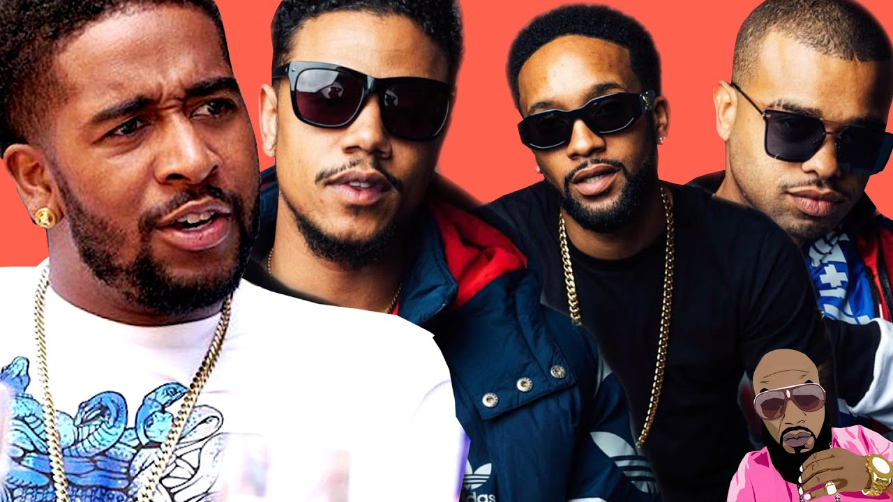 "Omarion Drags Entire B2K Group In New Docuseries! Apryl Jones Cousin EXPOSES Her Selling Her ""P"""