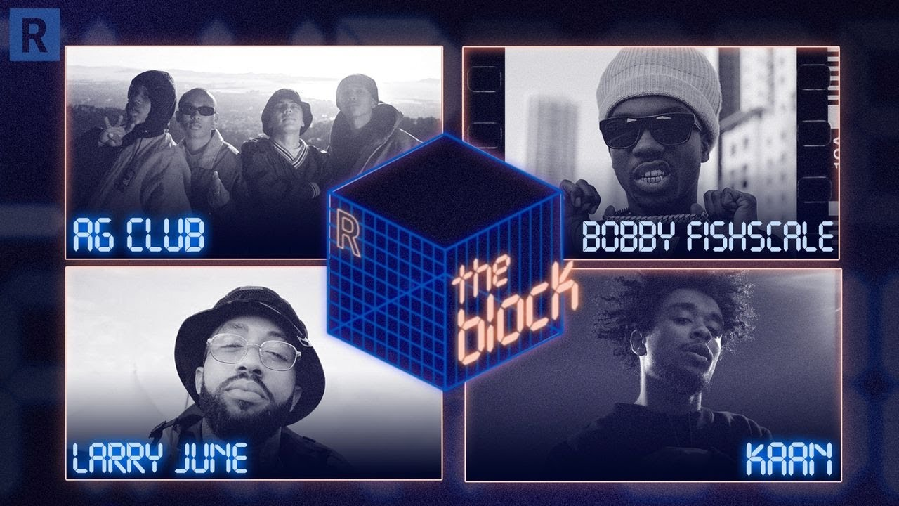 AG Club, Larry June, Bobby Fishscales, K.A.A.N   The Block