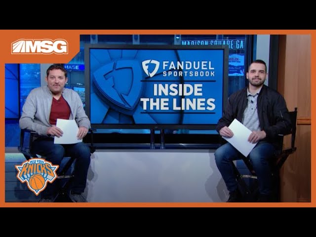 FanDuel Tips To Bet On Knicks-Wizards & Other NBA Games (2/12/20) | New York Knicks
