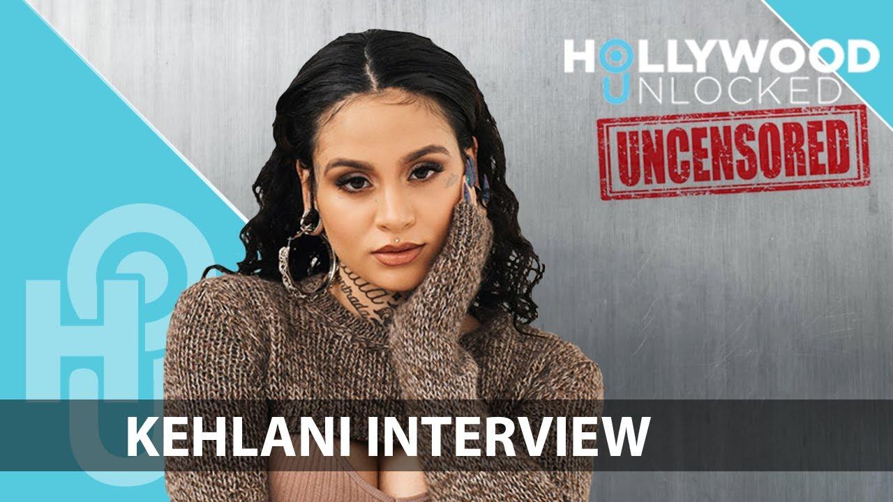 Kehlani on Beef with Kamaiyah, Keyshia Cole & Hollywood Unlocked on Hollywood Unlocked [UNCENSORED]