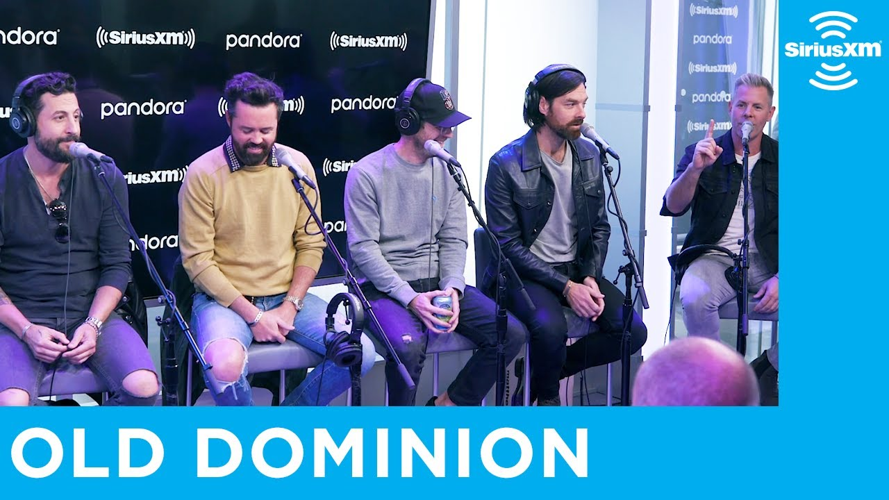 Old Dominion Describes Their New Self-Titled Album in One Word