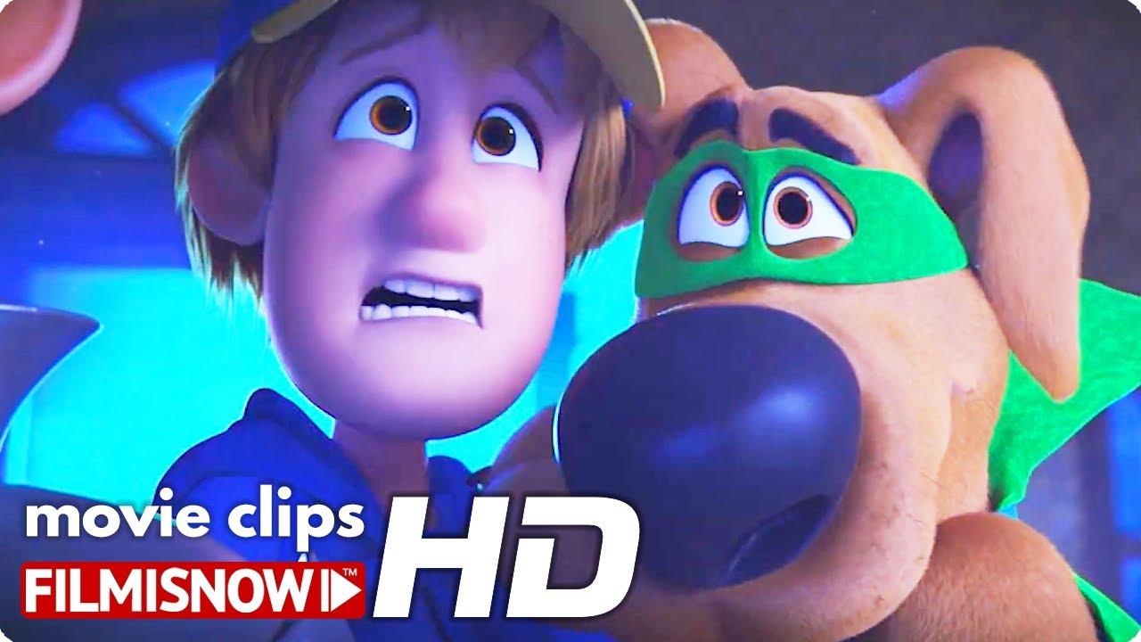 SCOOB ALL Clips (2020) Zac Efron Animated Movie
