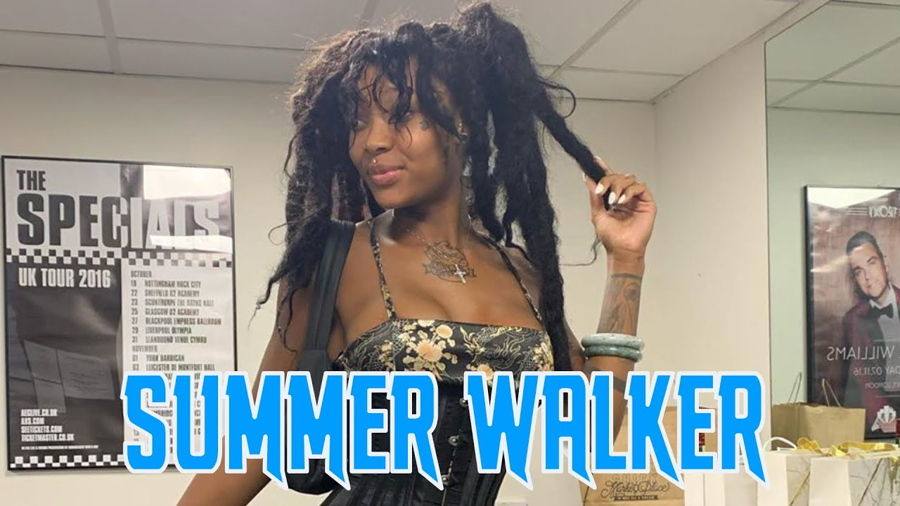 SUMMER WALKER BEHIND THE SCENES - THE FIRST AND LAST TOUR