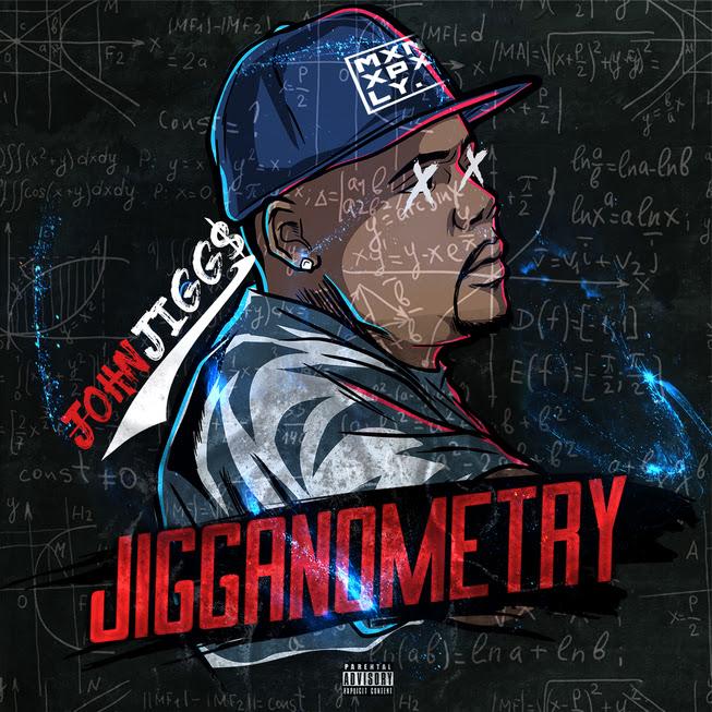 John Jigg$ Releases Highly Anticipated Album 'Jigganometry'