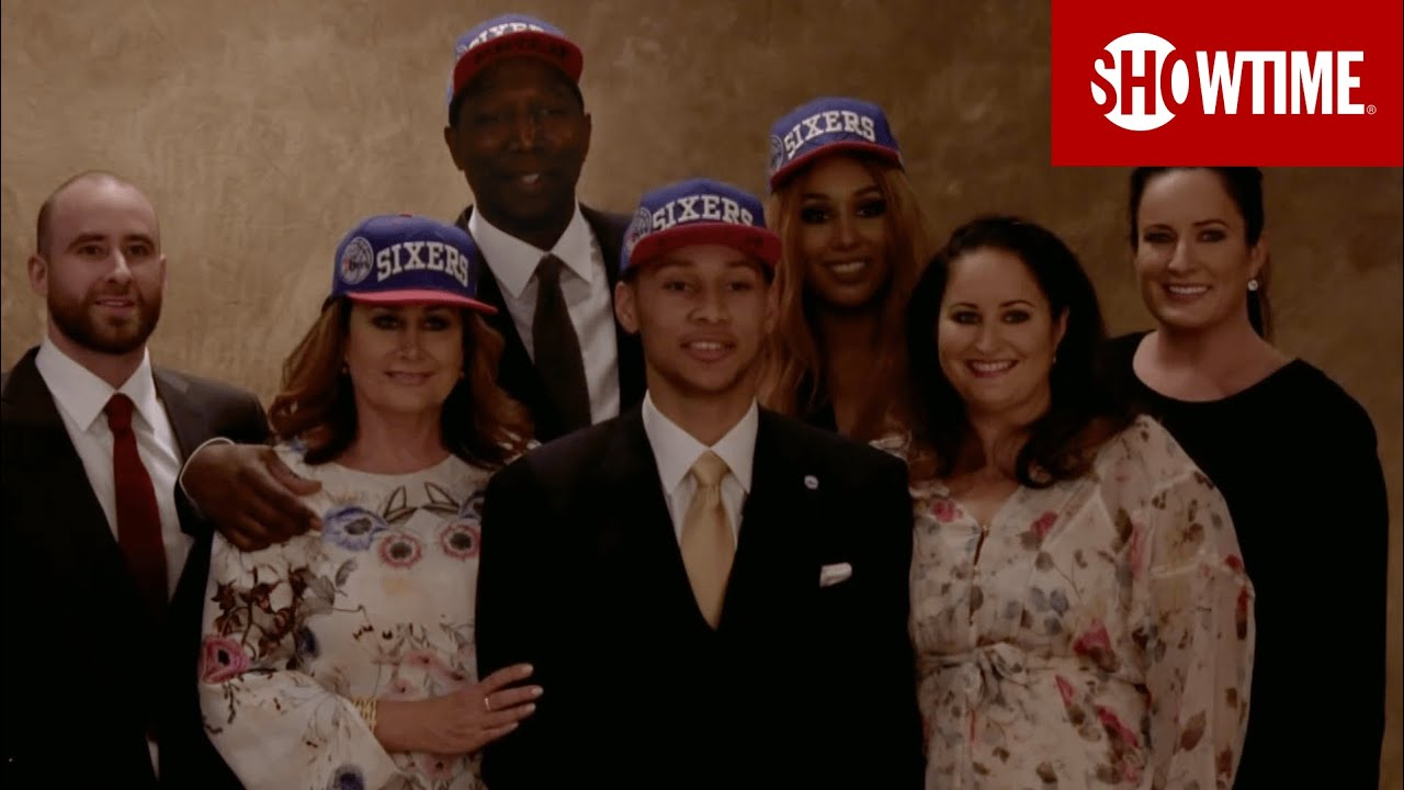 Ben Simmons Gets Drafted #1 In 2016 NBA Draft | ONE & DONE | AVAILABLE NOW on SHOWTIME