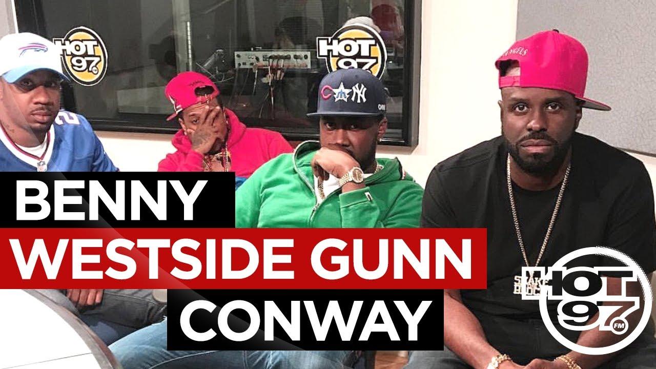 CONWAY, BENNY, WESTSIDE GUNN   #FREESTYLE060