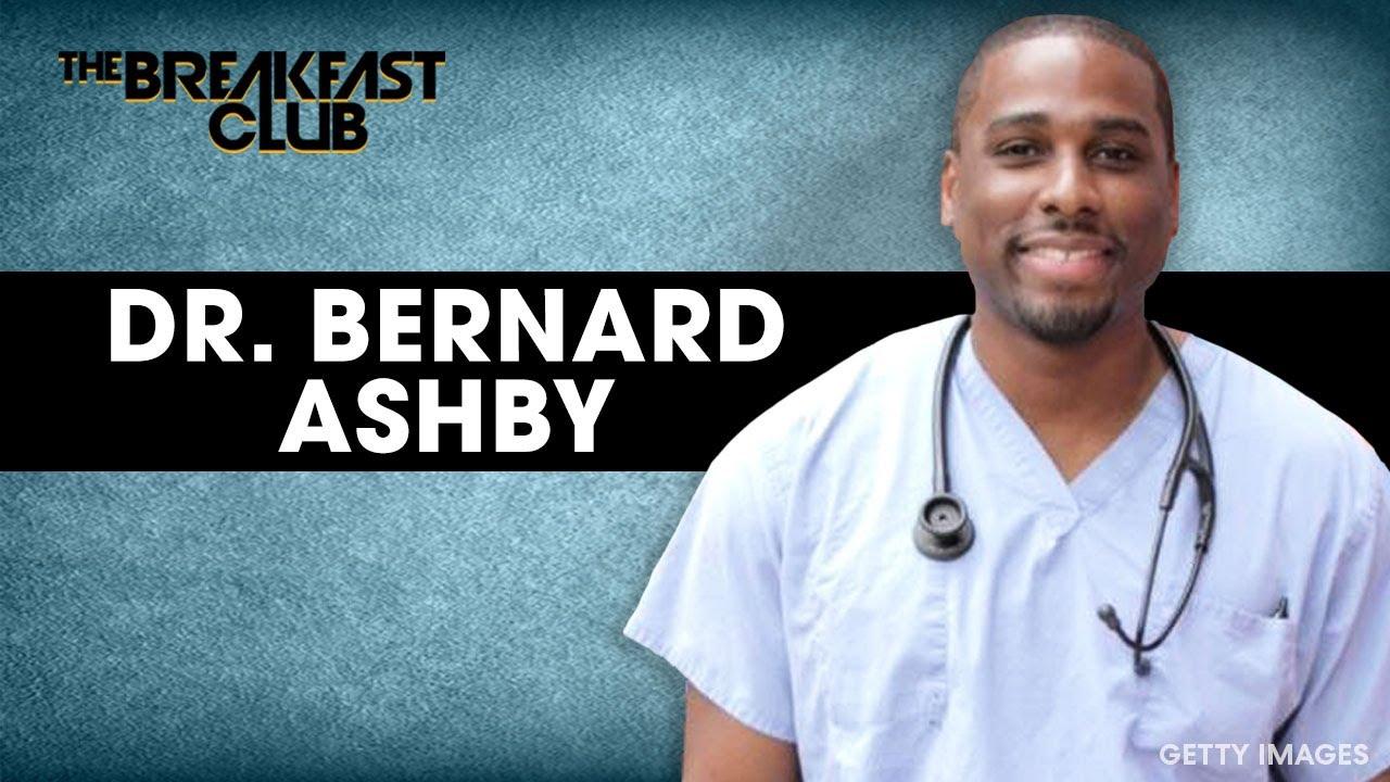 Dr. Bernard Ashby Talks 'Mask On' Initiative, Virus Prevention + More