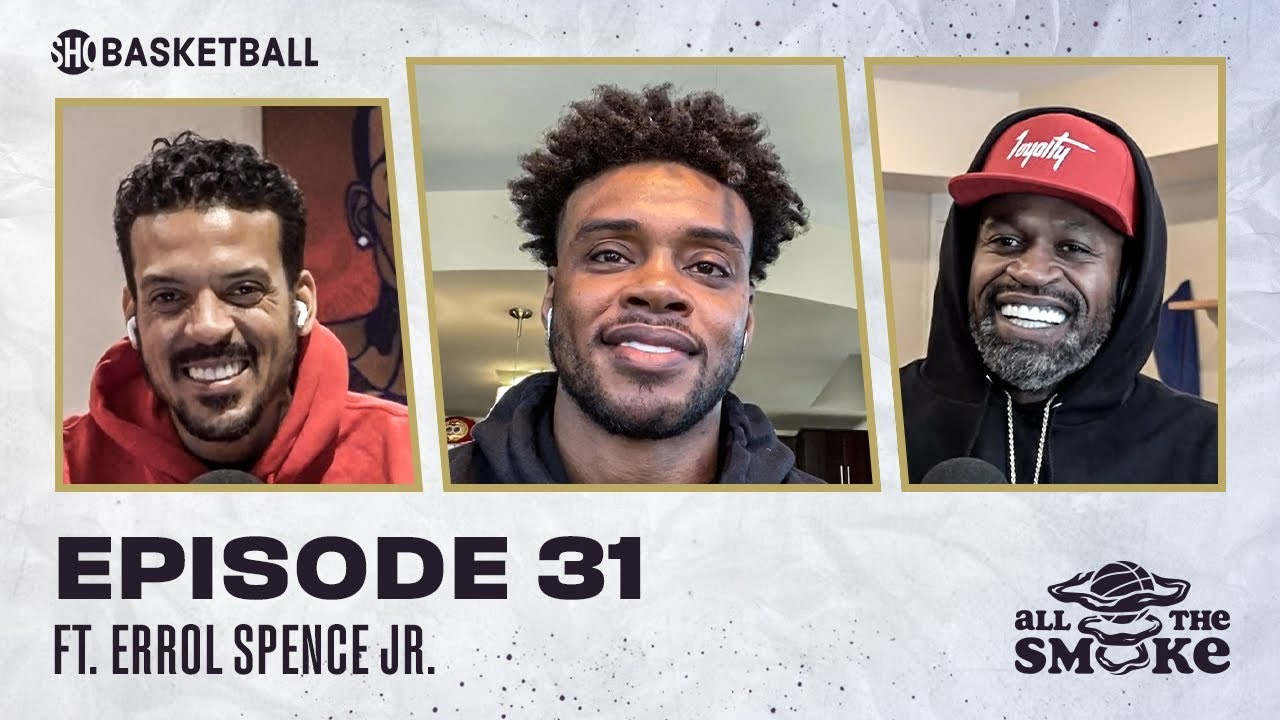 Errol Spence Jr. | Ep 31 | ALL THE SMOKE Full Episode | #StayHome with SHOWTIME Basketball