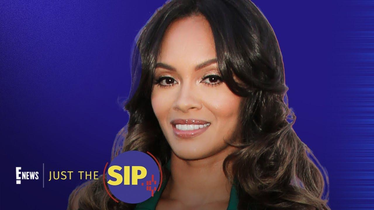 "Evelyn Lozada Talks ""Basketball Wives"" Drama & Rob Kardashian | Just The Sip | E! News"