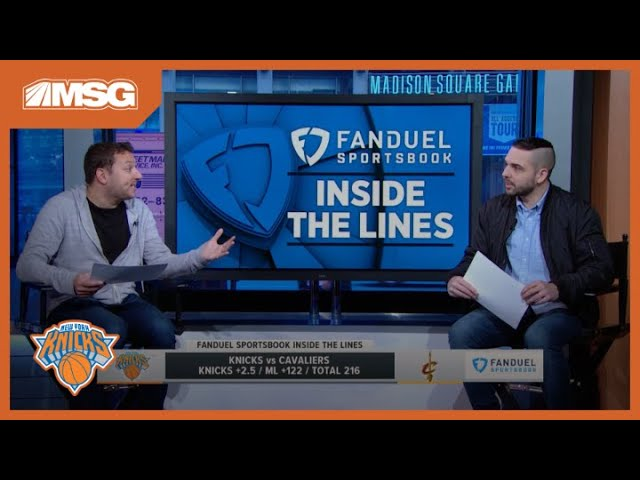 FanDuel Tips To Bet On Knicks-Cavs & Other NBA Games (2/03/20) | New York Knicks