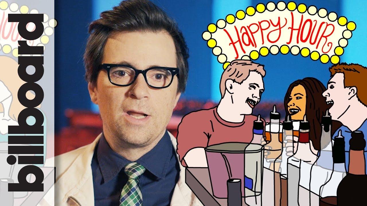 How Weezer Created 'Happy Hour'   Billboard   How It Went Down