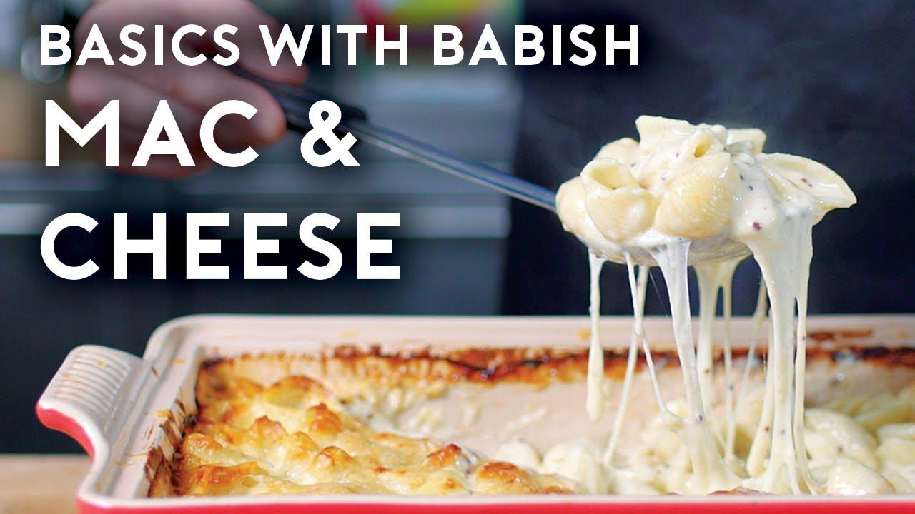 Mac & Cheese   Basics with Babish