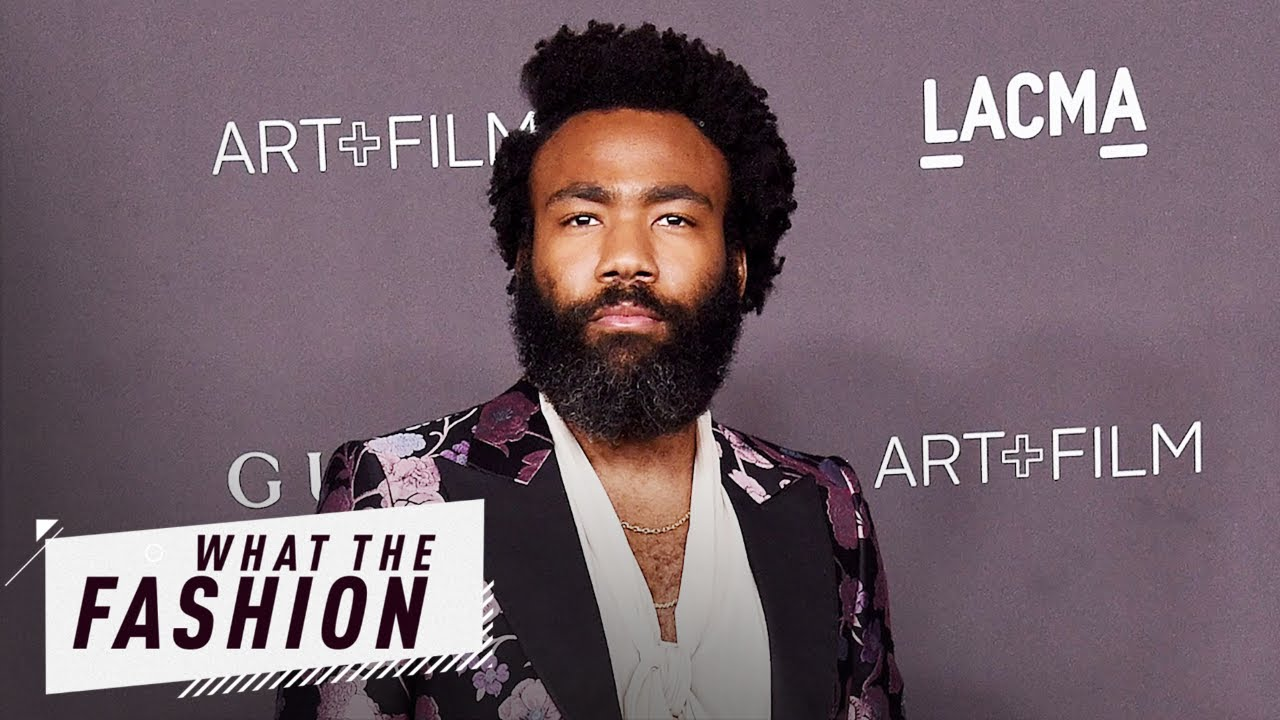 Need or Weed Donald Glover's Floral Jacket?   What the Fashion   S2, Ep. 39   E! News