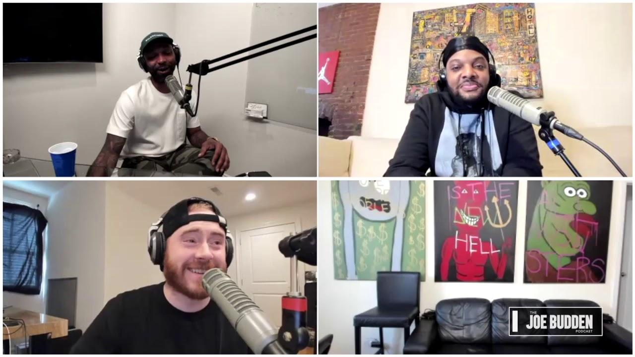 New Will Smith Verse Breakdown | The Joe Budden Podcast