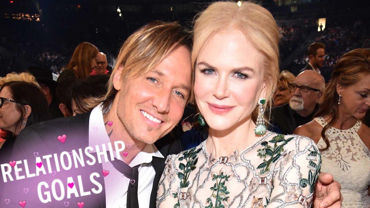 Nicole Kidman & Keith Urban's Love Story | Relationship Goals