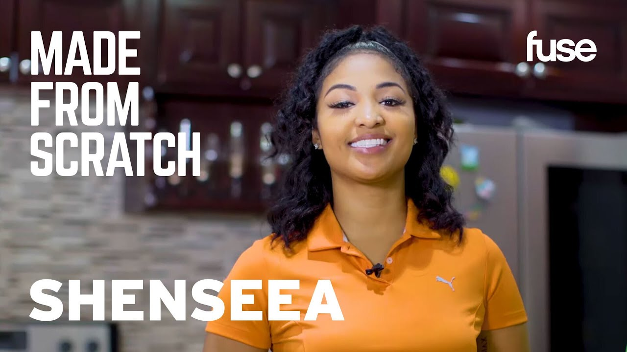 Shenseea Shares Her Rags to Riches Story & Cooks A Native Jamaican Dish   Made From Scratch   Fuse
