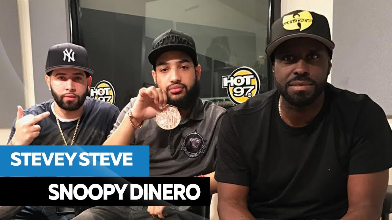 SNOOPY DINERO & STEVEY STEVE FREESTYLE ON FLEX | #FREESTYLE061