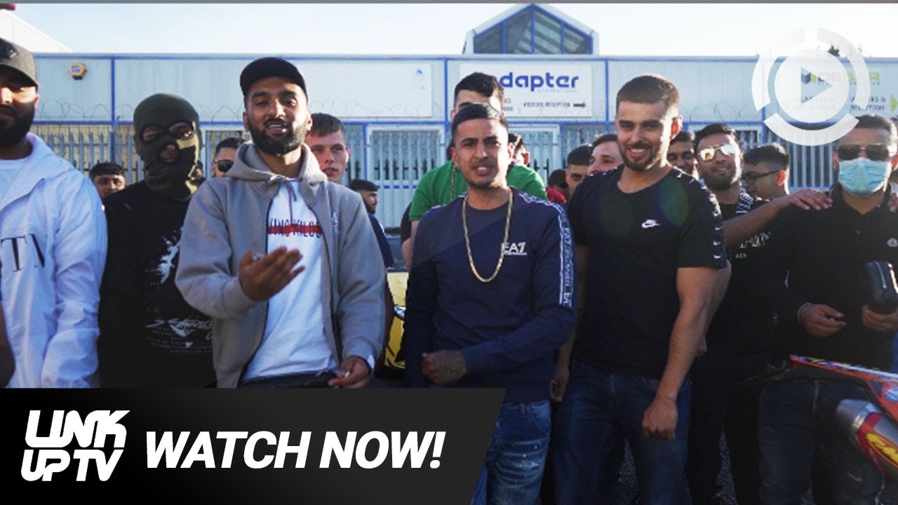 Sparkaman ft. S Dog - Yorkshire 2 Westmidz [Music Video] | Link Up TV
